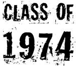 Grunge Class Of 1974 Reunion T-shirts