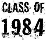 Grunge Class Of 1984 Reunion T-shirts
