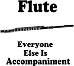 FLUTE ATTITUDE MUSIC T-shirt and Gifts