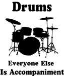 Funny Drums T-shirt and Gifts