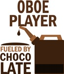 Oboe Player Fueled By Chocolate Gifts