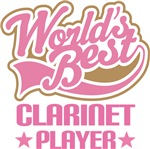 Clarinet Player (Worlds Best) Gifts and Tees