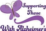 ALZHEIMER'S SUPPORT TEE SHIRTS