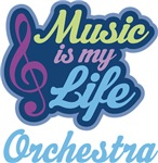 Orchestra Music Quote Tshirts