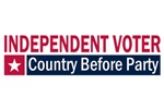Independent Voter Red
