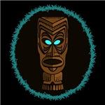 Tiki Blue Eyes