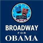 BROADWAY FOR OBAMA