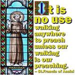 Walking Preaching