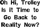 Oh Hi Trolley