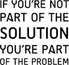 If Not Part Solution