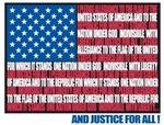 Flag Pledge of Allegiance