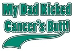 Dad Kicked Cancer's Butt!