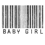 Baby Girl Barcode