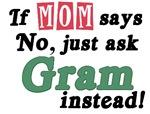 Just Ask Gram!