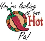 You're Looking at One Hot Pa!