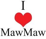 I Love (Heart) Maw Maw