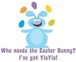 Easter Bunny? I've got YiaYia!