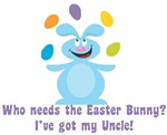 Easter Bunny? I've got My Uncle!