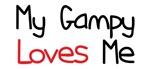 My Gampy Loves Me