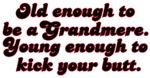 Young Enough Grandmere