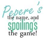Pepere's the Name!