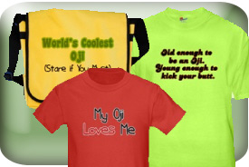 Oji Gifts and T-Shirts