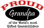 Proud Grandpa of Gifted Grandchildren