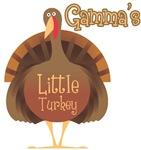 Gamma's Little Turkey