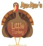 MawMaw's Little Turkey