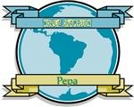 World Champion Pepa