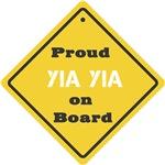 Proud YiaYia on Board