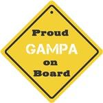 Proud Gampa on Board