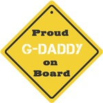 Proud G-Daddy on Board