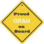 Proud Gran on Board
