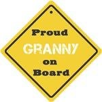 Proud Granny on Board