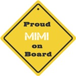 Proud Mimi on Board