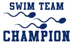Swim Team Champion