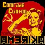 Comrade Clinton I  Dark Shirts