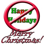 Non PC  Merry Christmas Apparel and Gifts