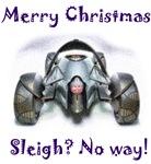 Sleigh? No Way!