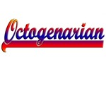 Octogenarian T-shirts and Gifts!