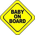 Baby on Board Maternity Wear.