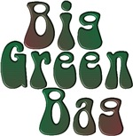 Big Green Bag!
