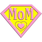 Mothers Gifts, SuperMom!