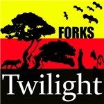 Forks, Twilight T-shirts, Hoodies, Apparel, Gifts!