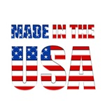 Made in the USA patriotic t-shirts!