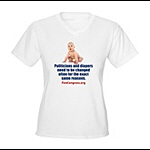 Politicians Are Like Diapers T-Shirts
