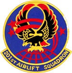 201st Airlift Squadron