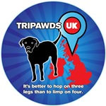 Tripawds UK on the Map