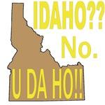 UDAHO Tshirts